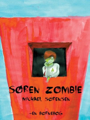 cover image of Søren Zombie