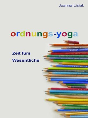 cover image of Ordnungs-Yoga