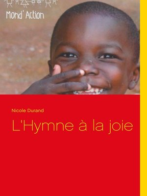 cover image of L'Hymne à la joie