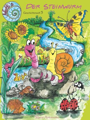 cover image of Netti's Geschichtenwelt 3