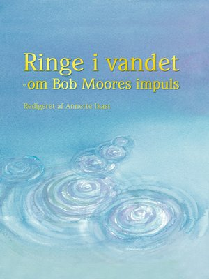 cover image of Ringe i vandet
