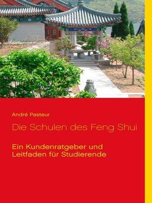 cover image of Die Schulen des Feng Shui