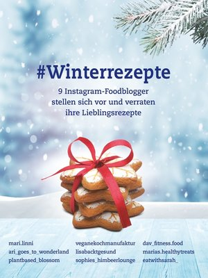 cover image of #Winterrezepte