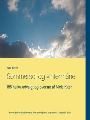 cover image of Sommersol og vintermåne