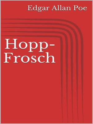 cover image of Hopp-Frosch