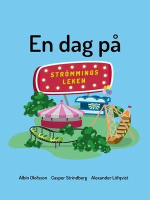cover image of En dag på Strömmingsleken