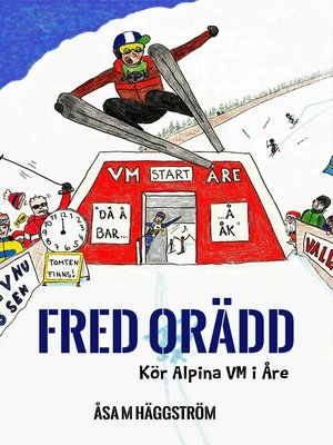 cover image of Fred Orädd
