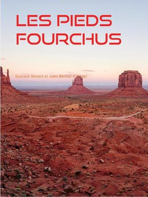 cover image of Les Pieds Fourchus
