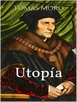 cover image of Utopía