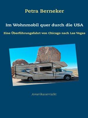 cover image of Im Wohnmobil quer durch die USA