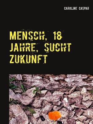 cover image of Mensch, 18 Jahre, sucht Zukunft