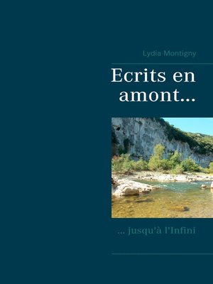 cover image of ecrits en amont...