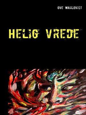 cover image of Helig vrede