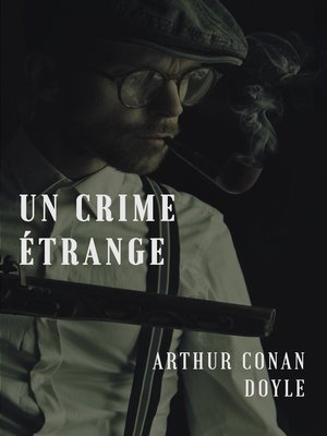 cover image of Un crime étrange