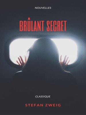 cover image of Brûlant Secret