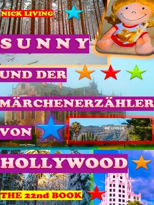 cover image of Sunny und der Märchenerzähler von Hollywood