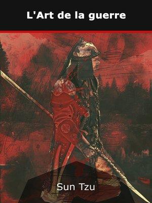 cover image of L'Art de la guerre