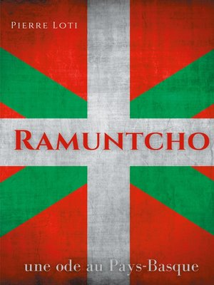 cover image of Ramuntcho