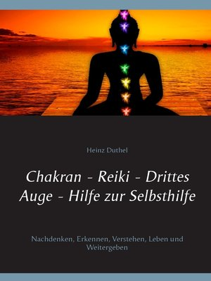 cover image of Chakran--Reiki--Drittes Auge--Hilfe zur Selbsthilfe