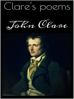 cover image of Clare's poems