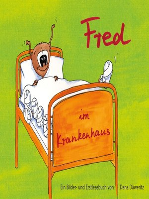 cover image of Fred im Krankenhaus
