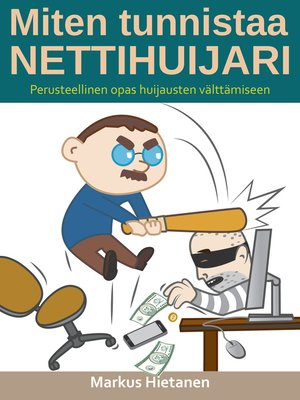 cover image of Miten tunnistaa nettihuijari
