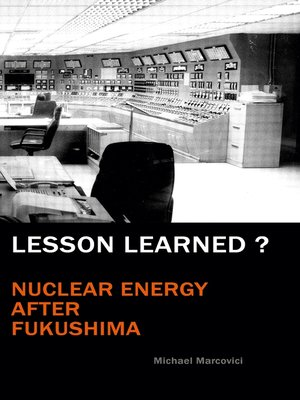 cover image of Lesson Learned?