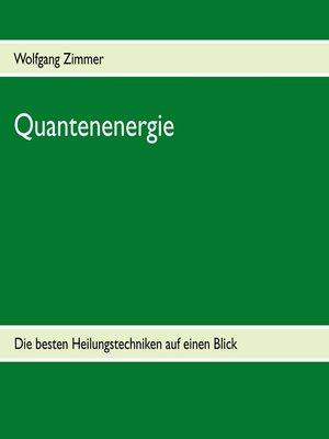 cover image of Quantenenergie