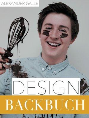 cover image of Das Designbackbuch