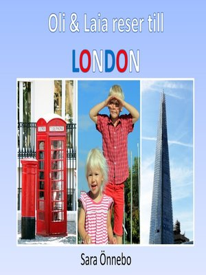 cover image of Oli & Laia reser till London