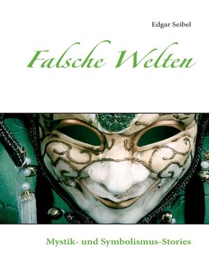 cover image of Falsche Welten
