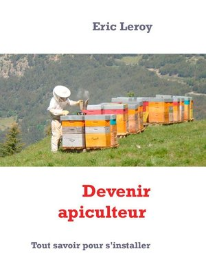 cover image of Devenir apiculteur