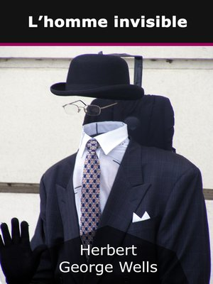 cover image of L'homme invisible