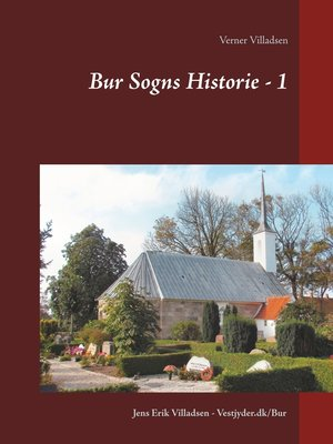 cover image of Bur Sogns Historie--1