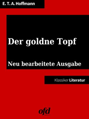 cover image of Der goldne Topf