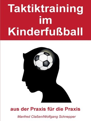 cover image of Taktiktraining im Kinderfußball