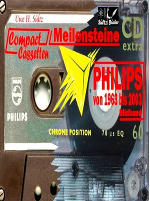 cover image of PHILIPS Compact Cassetten von 1963 bis 2003