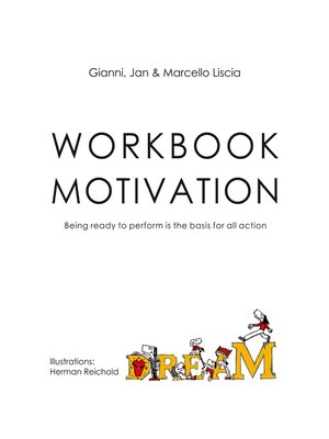cover image of Workbook Motivation (EV)