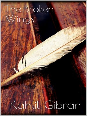 cover image of The Broken Wings