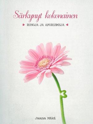 cover image of Särkynyt kokonainen