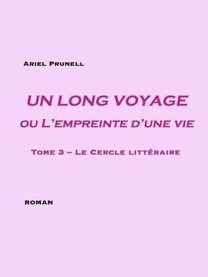 cover image of Le Cercle littéraire