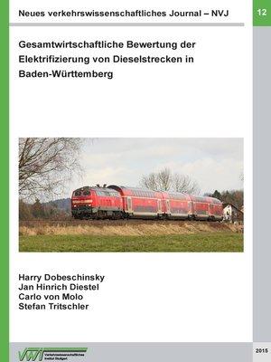 cover image of Neues verkehrswissenschaftliches Journal--Ausgabe 12