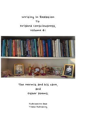cover image of Writing in Relation to Krishna Consciousness, Volume 4
