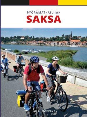 cover image of Pyörämatkailijan Saksa