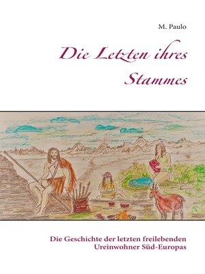 cover image of Die Letzten ihres Stammes