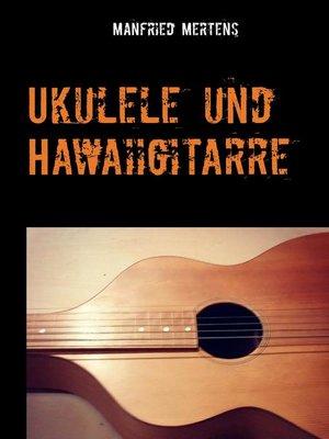 cover image of Ukulele und Hawaiigitarre