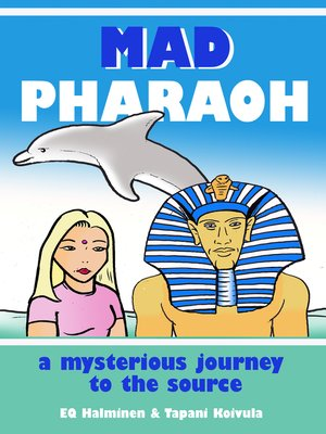 cover image of Mad pharaoh