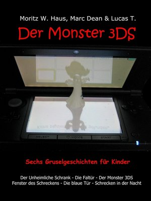 cover image of Der Monster 3DS
