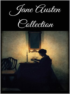 cover image of Jane Austen Collection