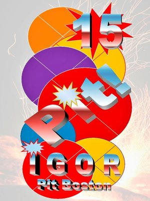 cover image of Pit! Igor